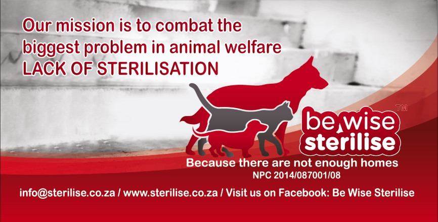 Be wise, Sterilise - Logo